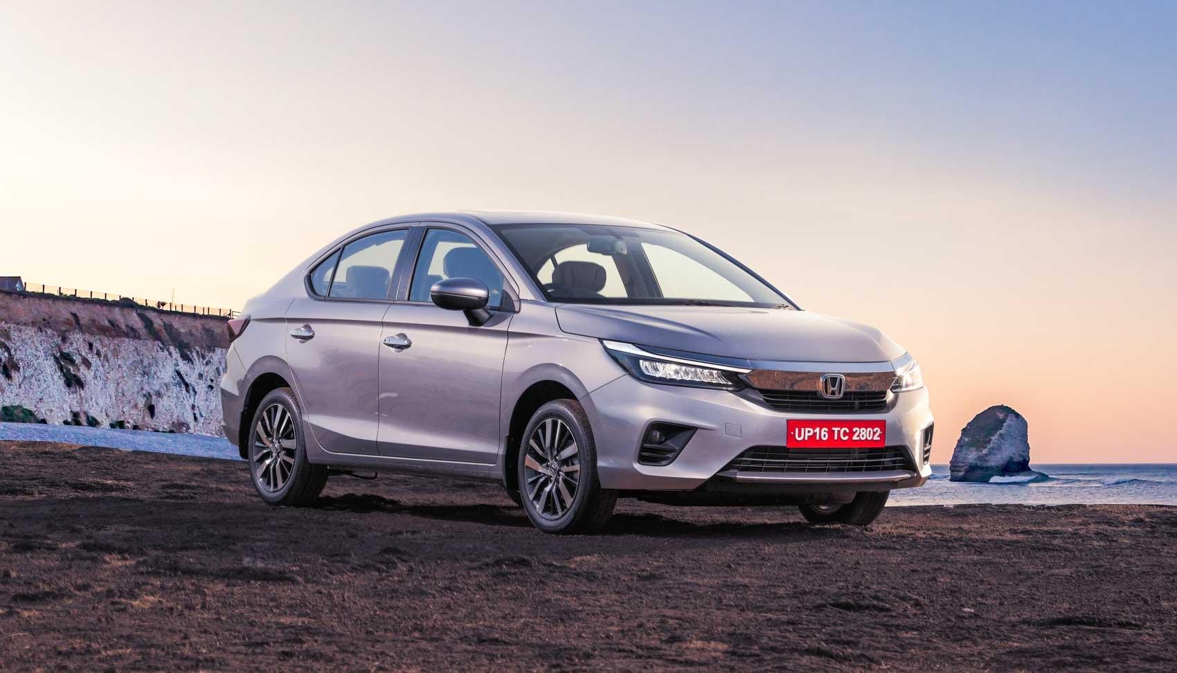 Honda Announces New-Gen (2020) City Launch Date