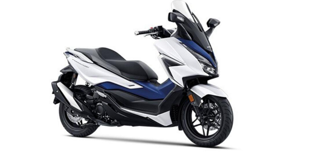 2020 Honda Forza 350 3