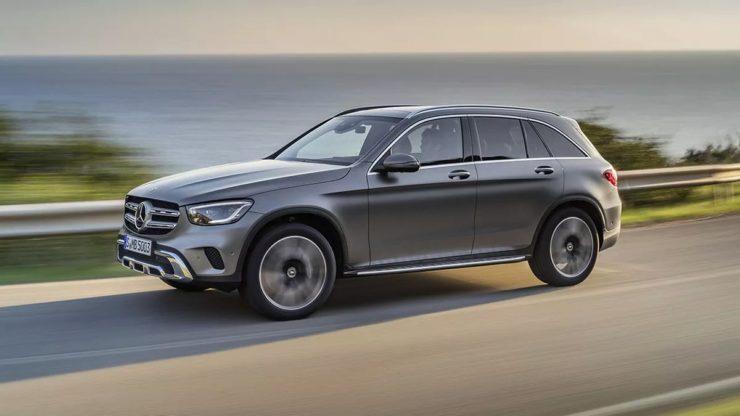 2020 Mercedes Benz GLC