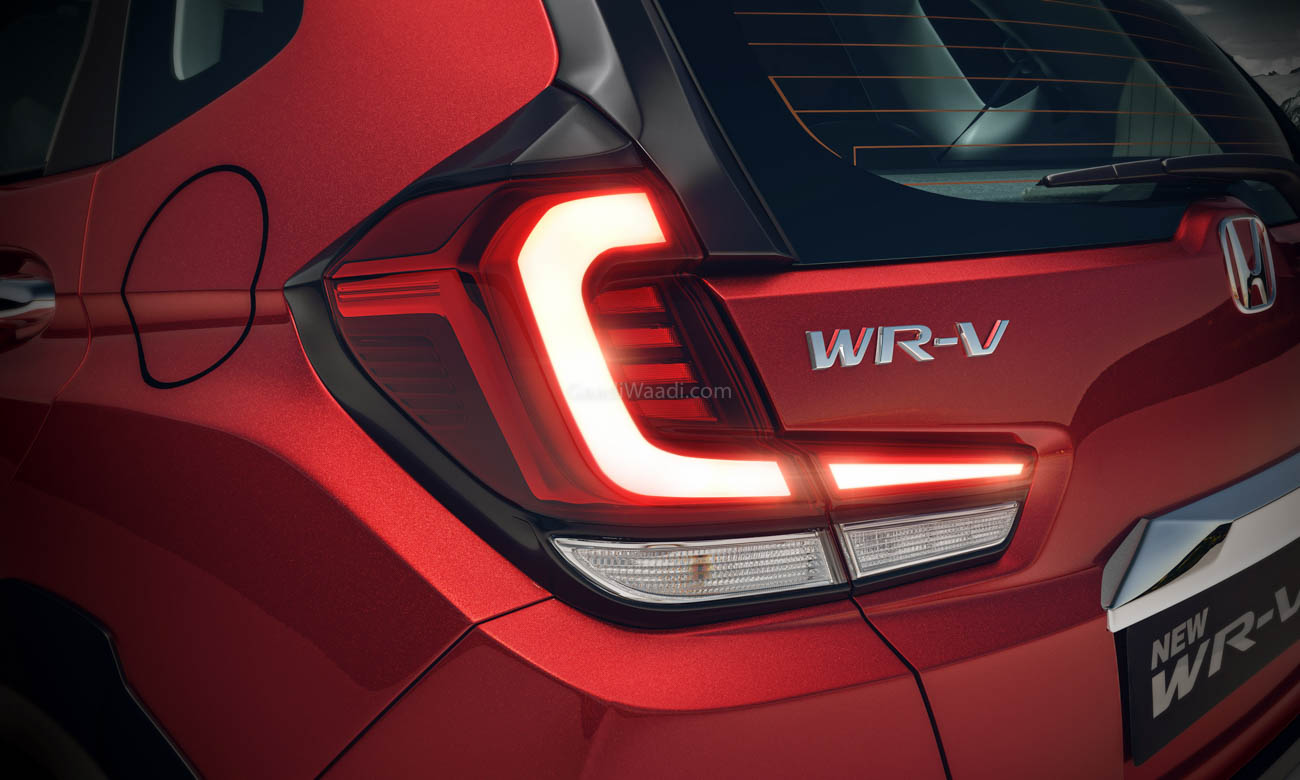 5 Things To Know About The BS6 Honda WR-V Facelift
