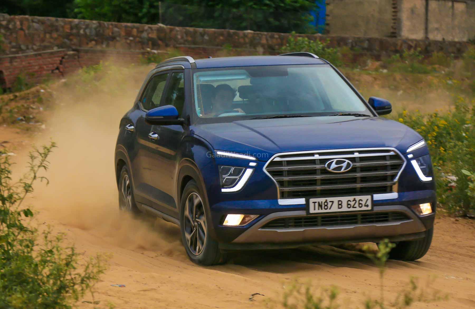 New-Gen Hyundai Creta Beats Kia Seltos Again In Monthly (June 2020) Sales
