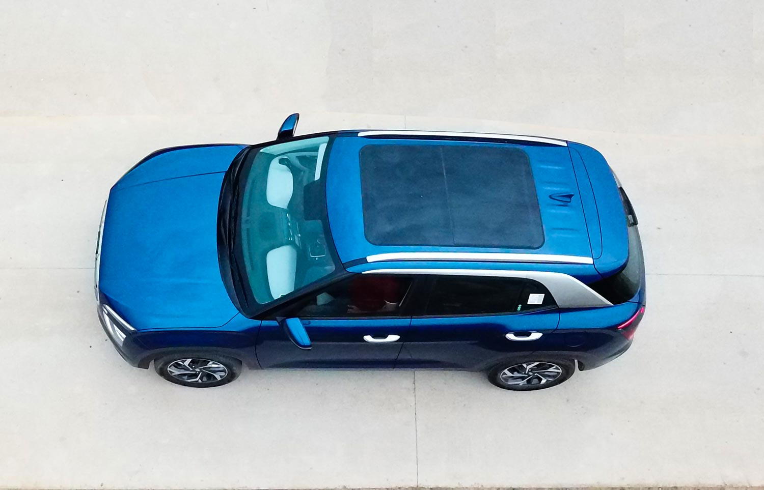5 Most Affordable Cars With Panoramic Sunroof In India