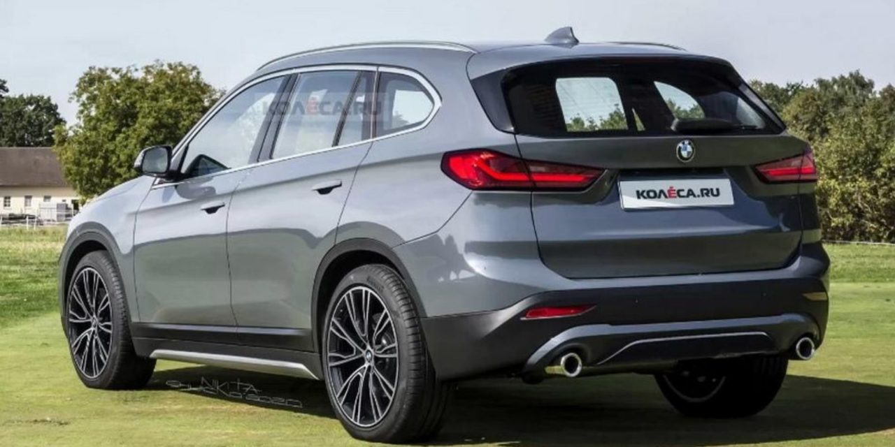 2021 BMW X1 Picture