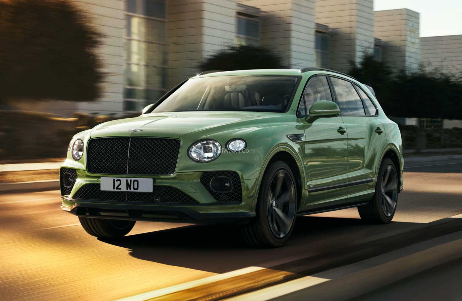 Bentley Bentayga Facelift Unveiled, Features Styling And Tech Updates