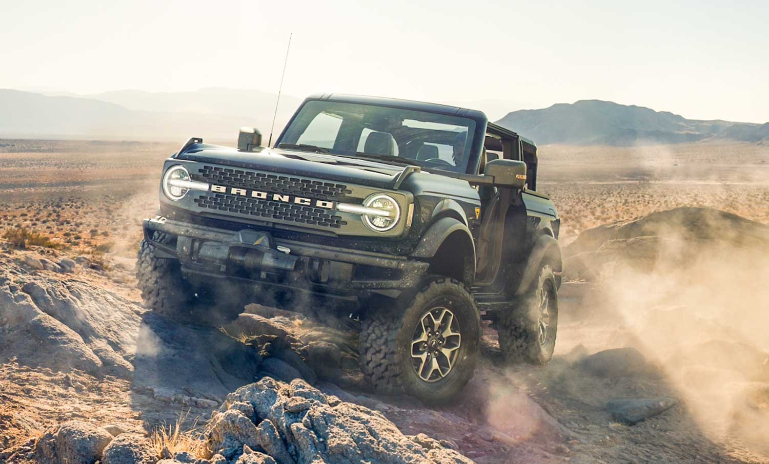 LEGEND RETURNS! All-New 2021 FORD BRONCO Unveiled - WB Mirror
