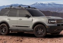 2021 Ford Bronco First Edition 2