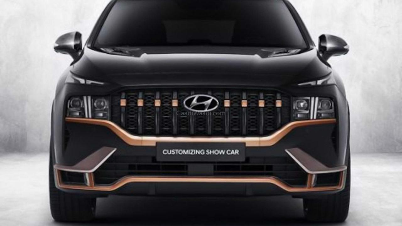 2021 Hyundai Santa Fe N Performance Parts-2
