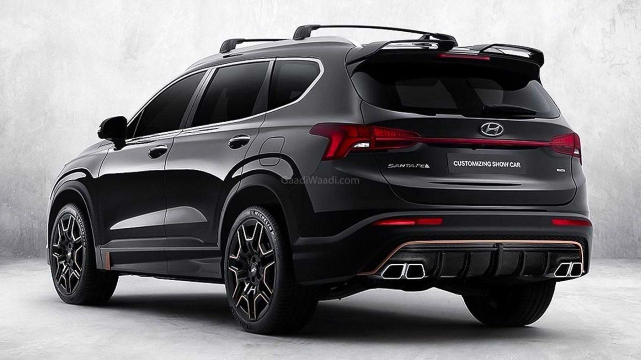 2021 Hyundai Santa Fe N Performance Parts-3