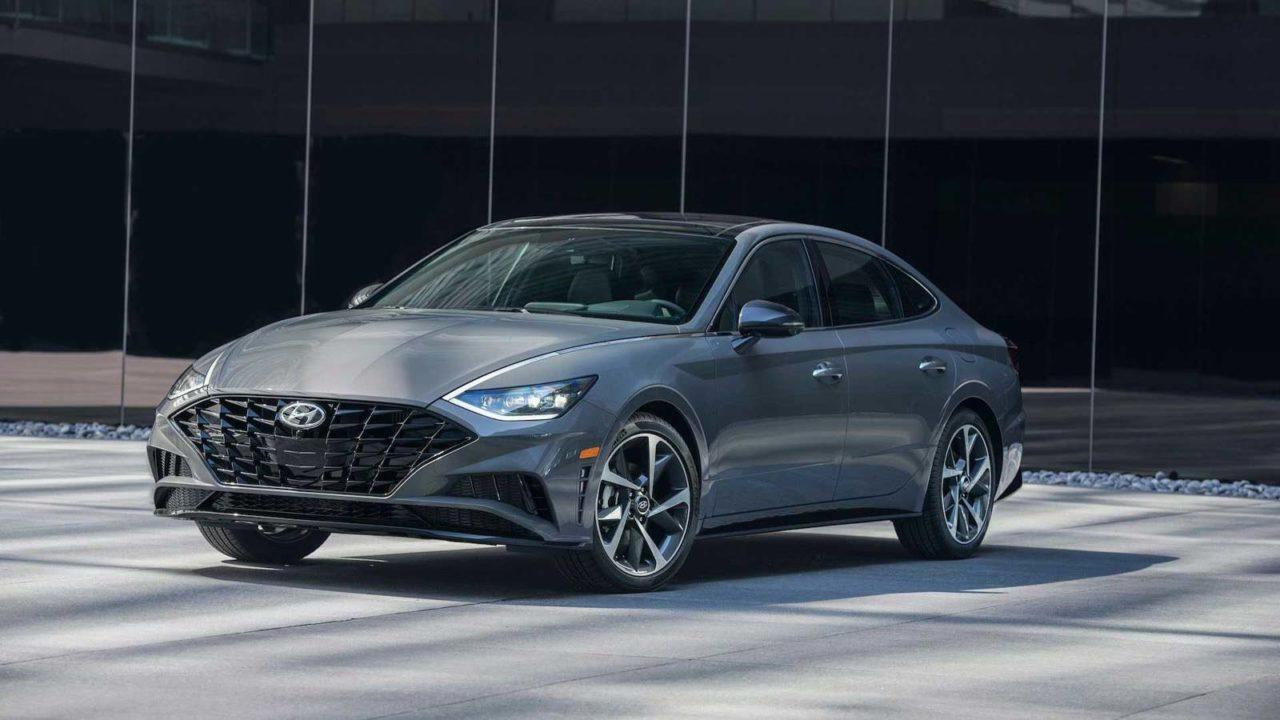 2021 Hyundai Sonata 2