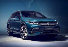 2021 Tiguan Facelift