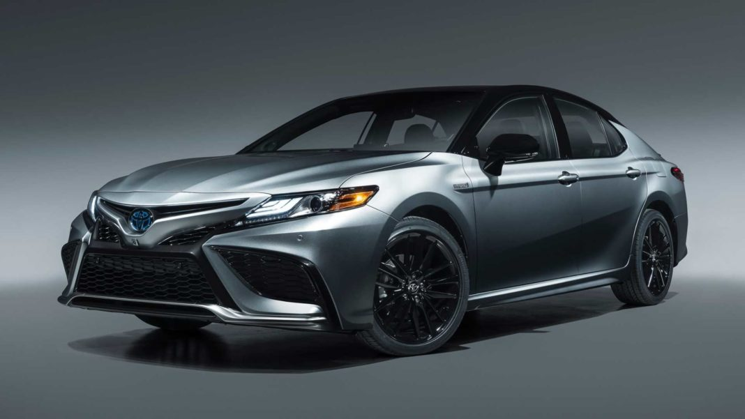 2021 Toyota Camry feature