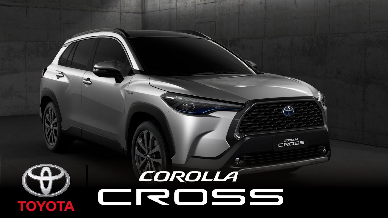 Toyota Corolla Cross Key Features  U0026 Technologies Explained In Video