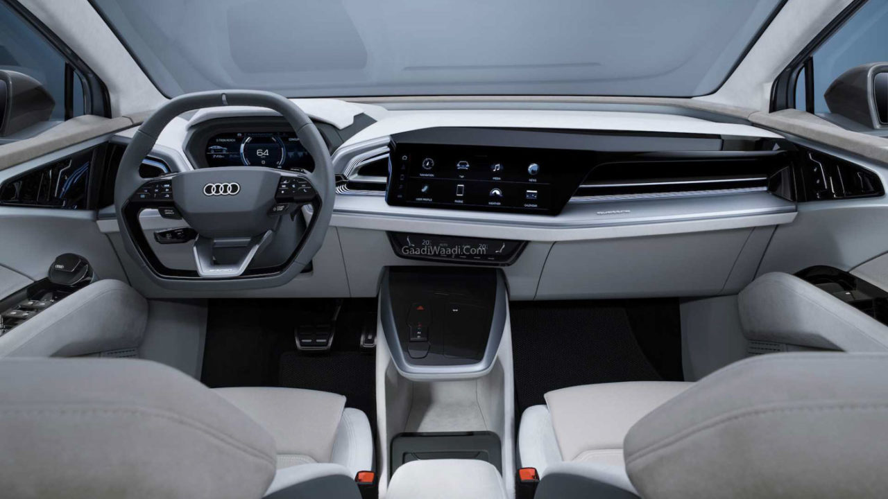 Audi Q4 E-Tron Sportback Concept-6