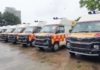 BS6 Tata Winger Ambulance