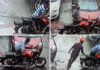 Failed Robbery Attempt On Royal Enfield Classic 350-1