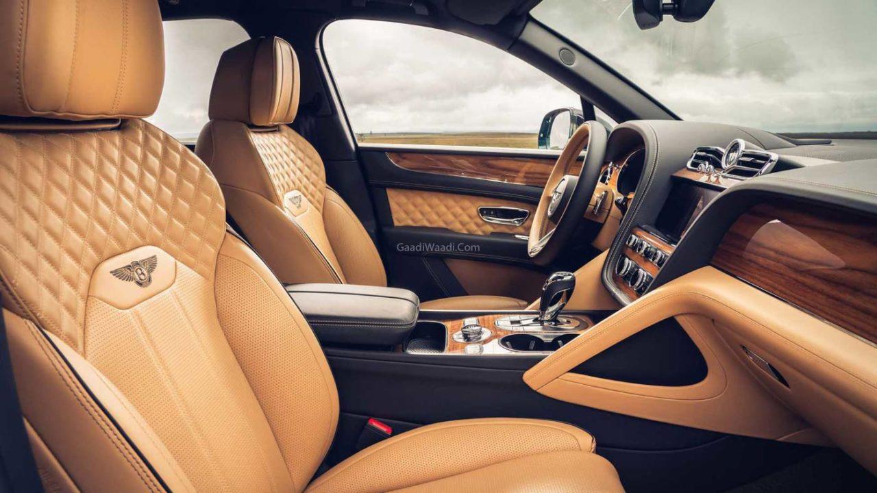 Four-Seater Bentley Bentayga_-6