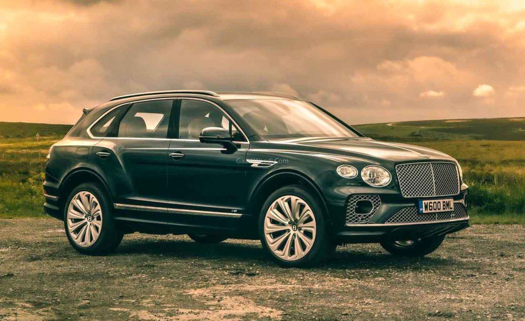 Four-Seater Bentley Bentayga_-7