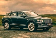 Four-Seater Bentley Bentayga_-7
