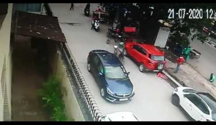 Gang steals from Maruti Ciaz