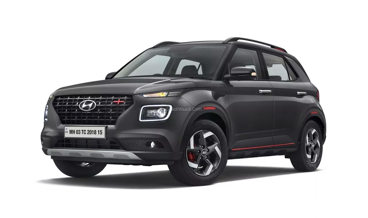 Hyundai Venue Sport