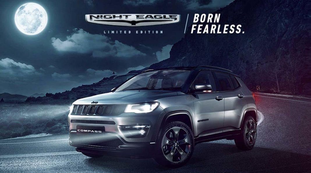 Jeep Compass Night Eagle edition-5