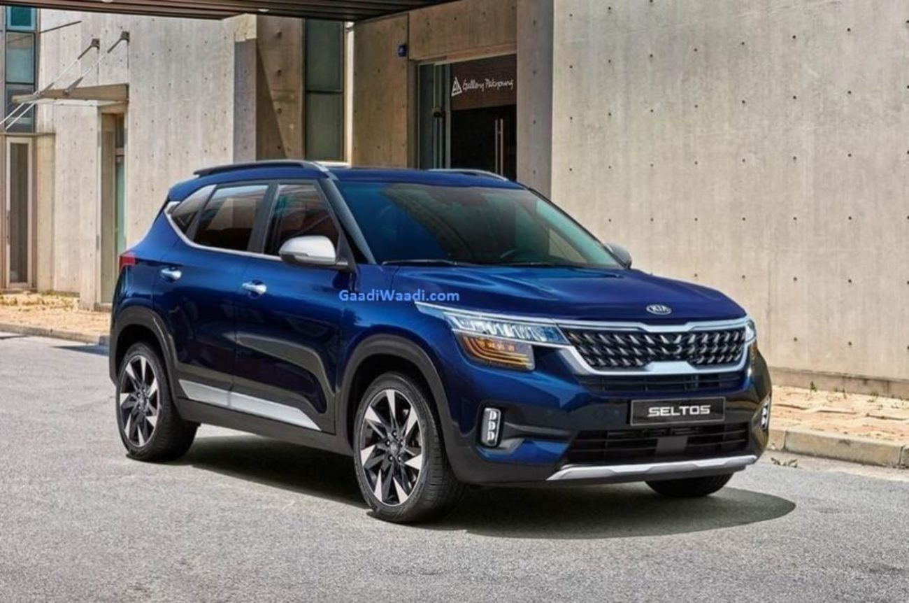 Kia Seltos Gravity Unveiled, Gets Redesigned Alloy Wheels & Front Grille