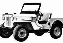 Mahindra Jeep CJ3B