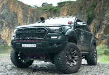 Modified Ford Endeavour-2