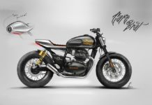 Modified Royal Enfield by The Bike Shed Club 4
