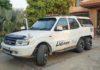 Modified Tata Safari 6x6_