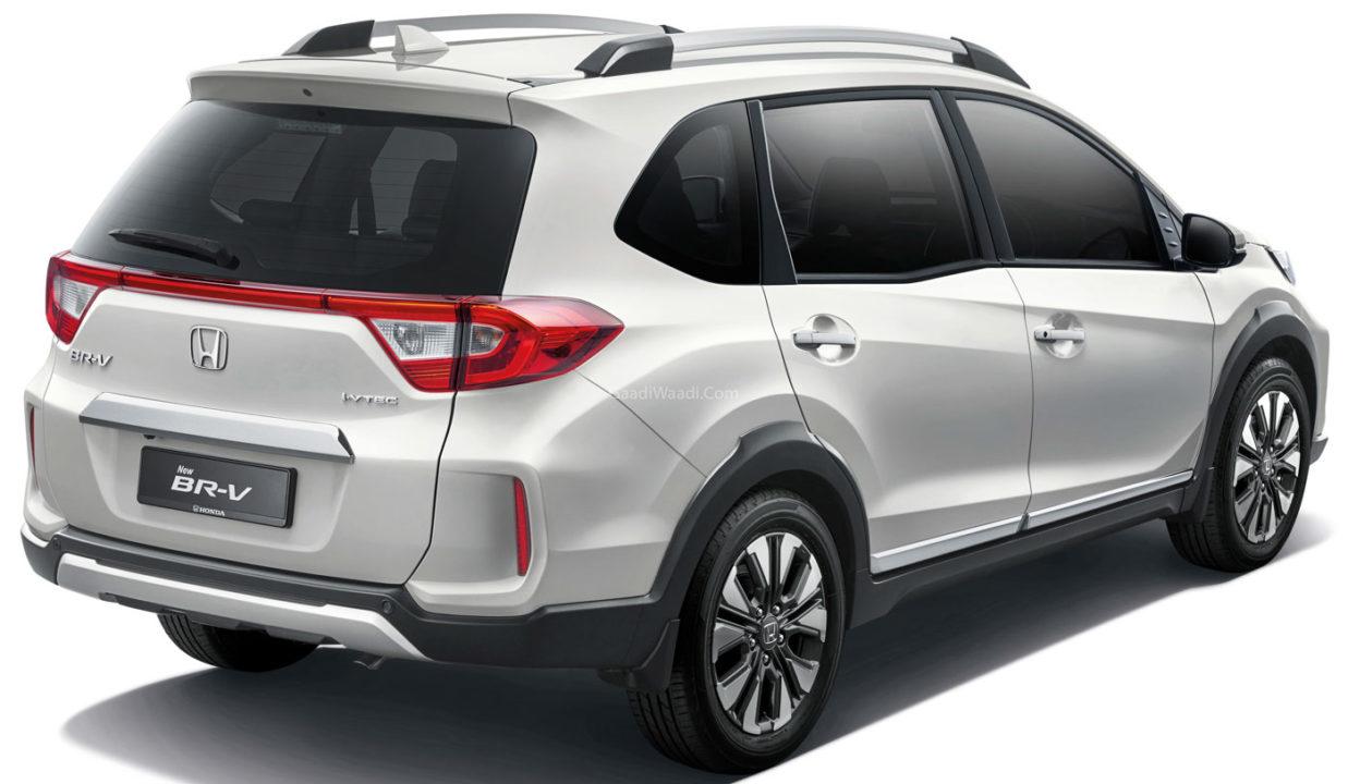 New Honda BR-V facelift-5