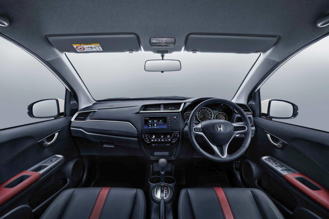 New Honda BR-V facelift-7