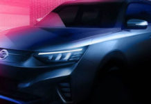 SsangYong E100 Teased 1