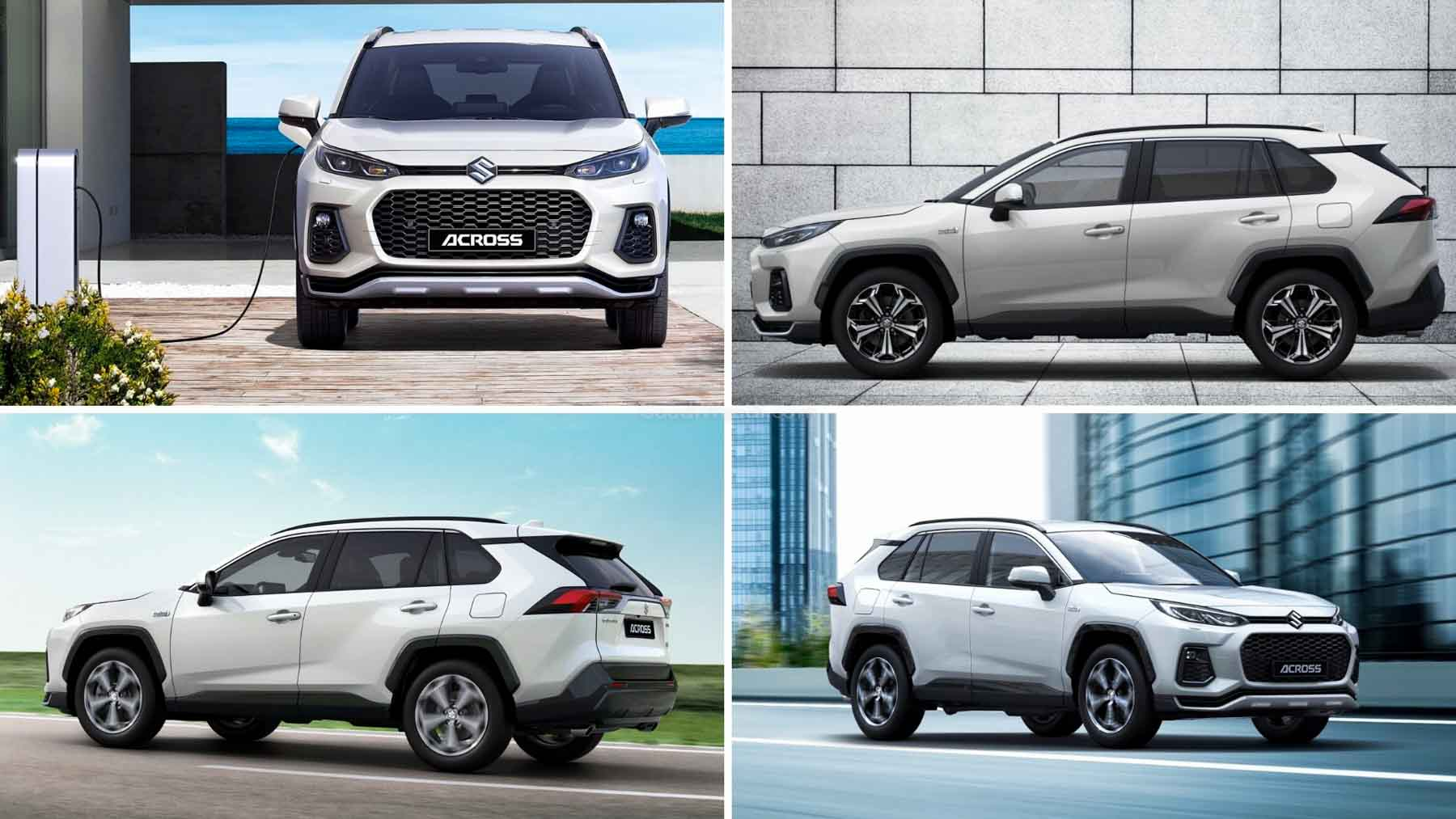 5 Things To Know About The New Suzuki ACross SUV
