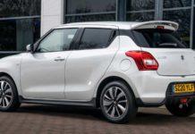 Suzuki Swift Attitude Hybrid 2