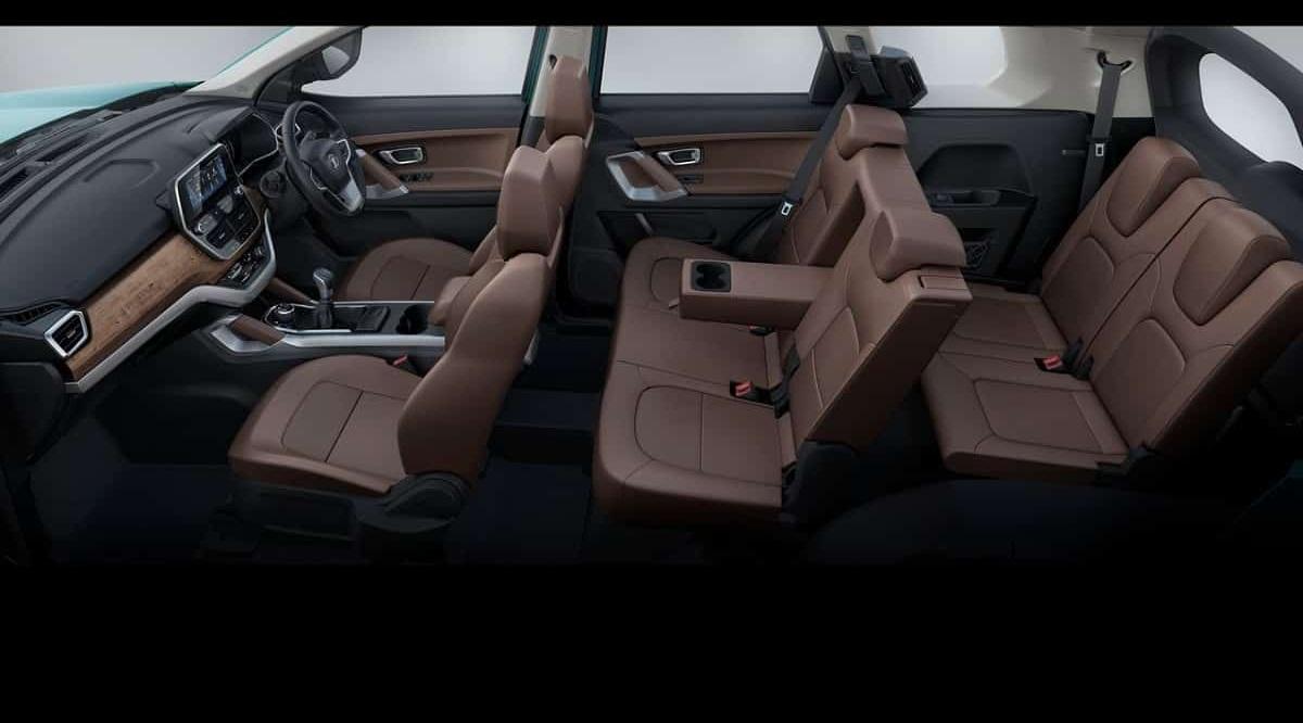 Tata Gravitas to have mulitple seating configurations