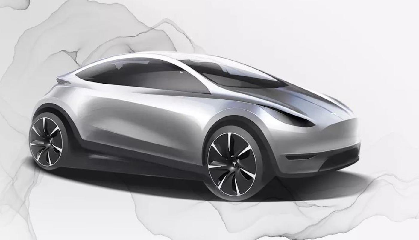 Tesla's New Affordable EV Prototype Already Built In China - Report - GaadiWaadi.com