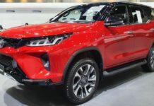 Toyota Fortuner 2.4 Legender walkaround
