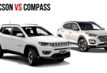 Tucson vs Compass