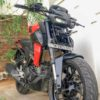 Yamaha MT15 With USD Forks-2