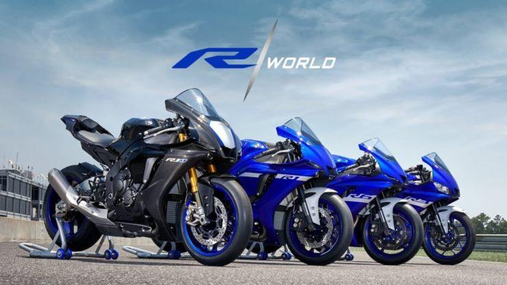 Yamaha working on 250cc inline-4 bike