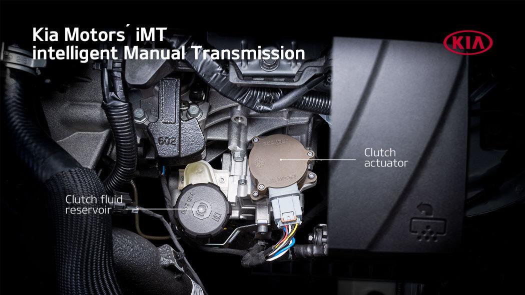 Kia Sonet iMT intellegent manual transmission