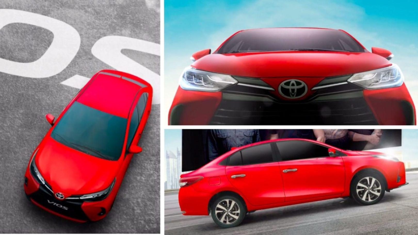 Kelebihan Honda Vios Top Model Tahun Ini
