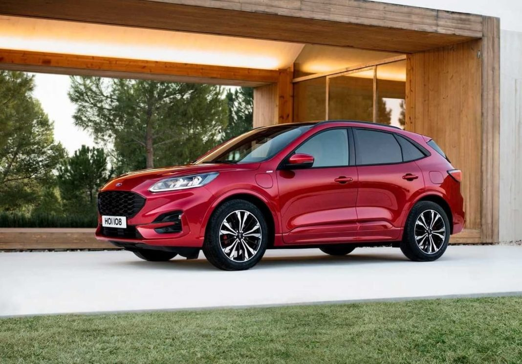 Ford Kuga Plug In Hybrid Catches Fire Company Issues Recall