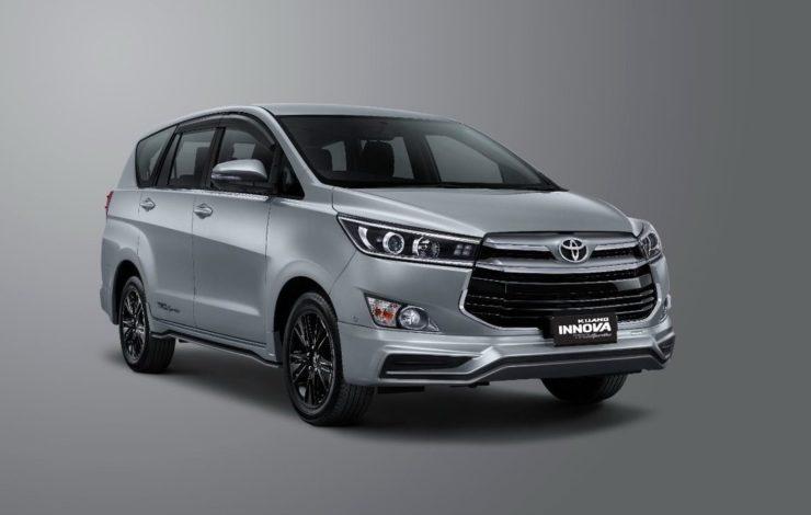 Toyota Kijang Innova TRD Sportivo 2020 1