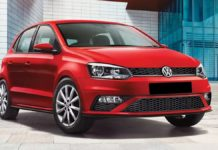 2020 Volkswagen Polo front three quarter