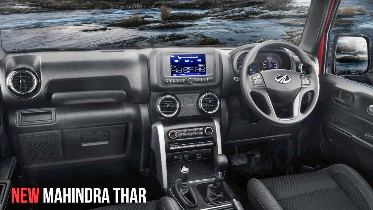 2020 new mahindra thar-1