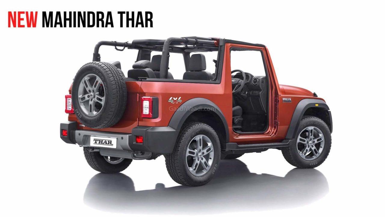 2020 new mahindra thar-1-8