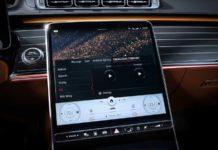 2021 Mercedes-Benz S-Class Interior 1