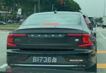 2021 Volvo S90 facelift spied in Malaysia